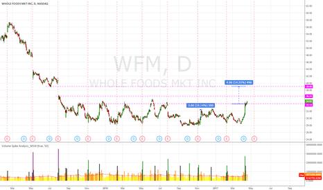 WFM: WFM Break Trading Range