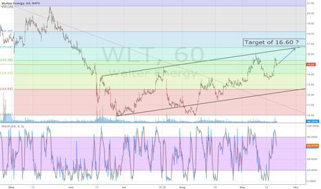 WLT: WLT Target 16.60?