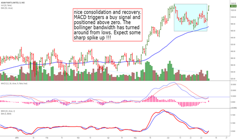 ASIANPAINT: Asian Paints: Uptrend Continues After a Pause