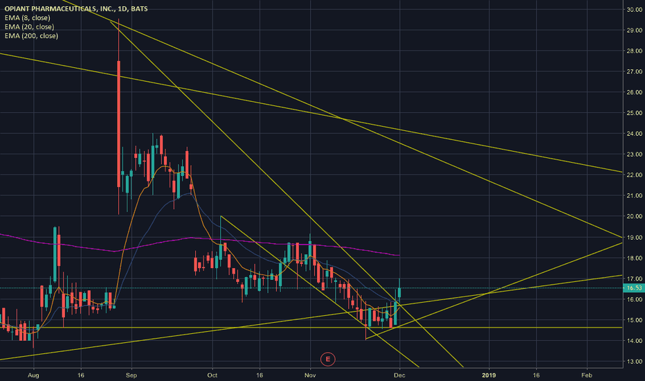 OPNT: OPNT breaking out