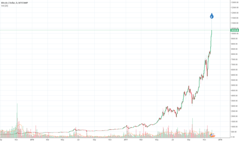 BTCUSD: BTC Bubble Burst