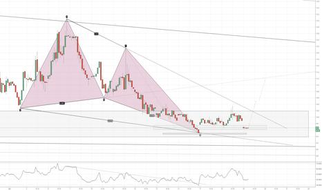 VIX: VIX(1hr chart). Butterfly At Support.