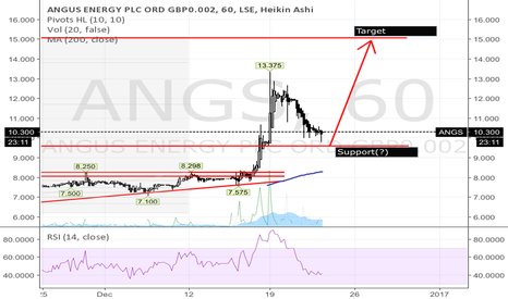 ANGS: ANGS - short-term price catalysts