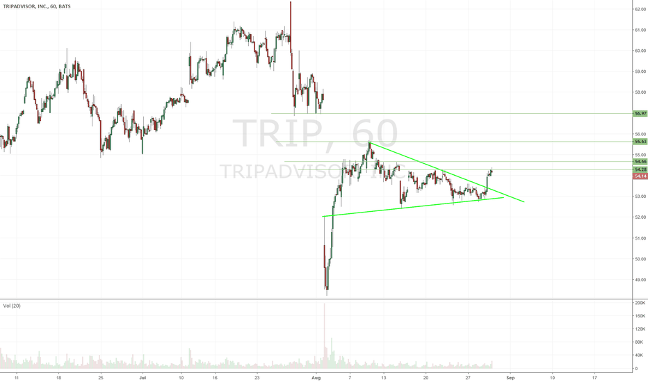 TRIP: $TRIP setting up for recovery - potentially back to 60+