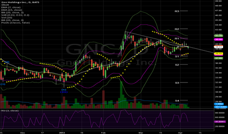 GNC: GNC holding strong