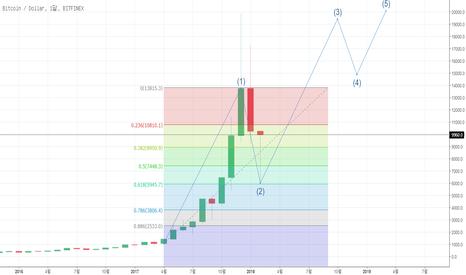 BTCUSD: bitcoin Elliott wave 02-17 04:03 korea