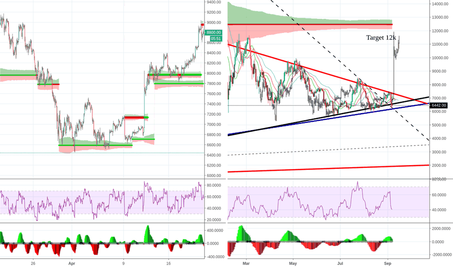 BTCUSD: The case for a bull market (part 2 of 3): Fractals