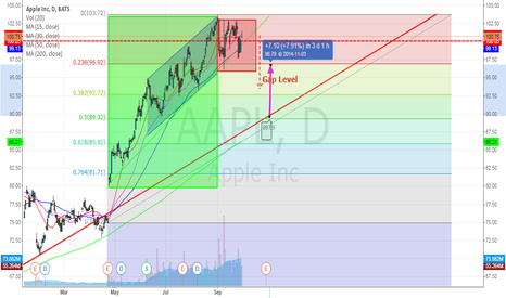 AAPL: Prediction for APPLE