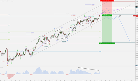 NZDUSD: NZD/USD – FED Rate – Technical & Fundamental Combo