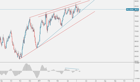 PALLADIUM: Palladium: Rising Wedge