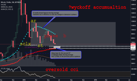 BTCUSD: the weekly btc chart 1.0