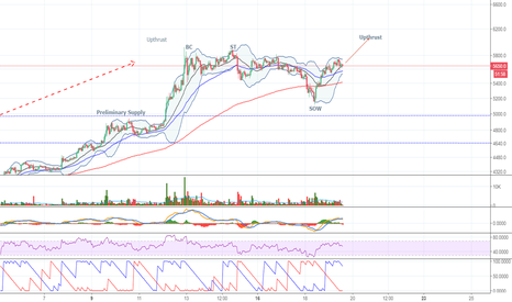 BTCUSD: Potential Upthrust Coming Yielding New ATH Before Correction