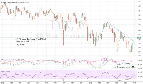 TYX: Interest Rate Bull Market