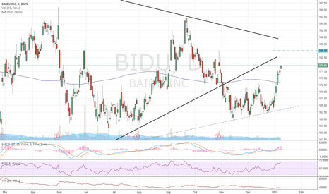 BIDU: Back in fashion?