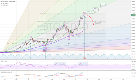BTCUSD: Bitcoin Trading Opportunity