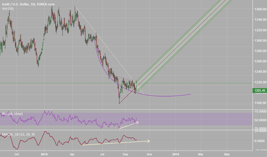 XAUUSD: Long Gold, Forking Brilliant Idea