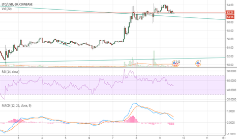 LTCUSD: LTC Hourly Support