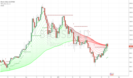 BTCUSD: Bulls won - long with stop loss at 8000