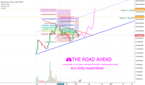 BCCUSDT: BCH, The Road Ahead