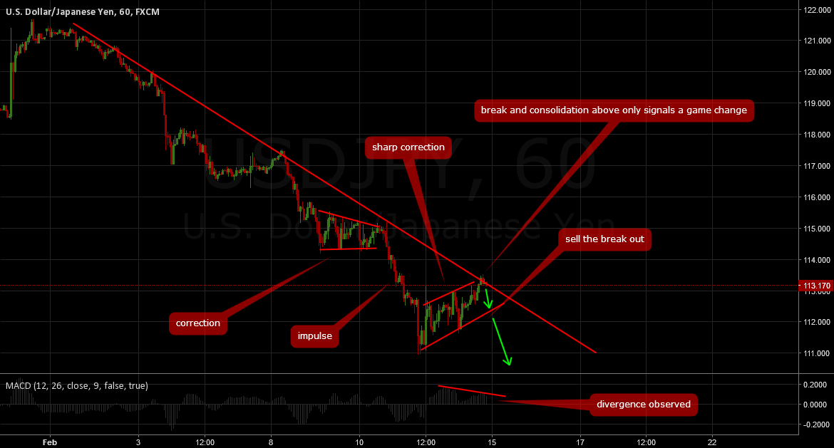 USDJPY: Opportunities not to be missed!