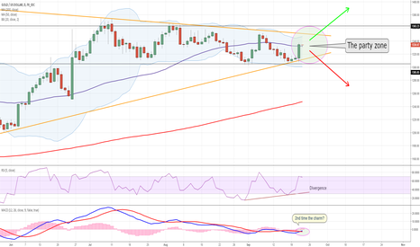 XAUUSD: GOLD - The Party Zone