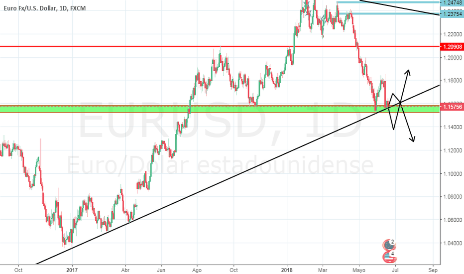 EURUSD: EUR USD LARGO