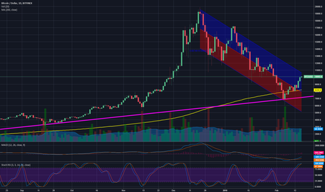 BTCUSD: BTC is now back to the bullish mode !