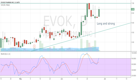 EVOK: Long and Strong