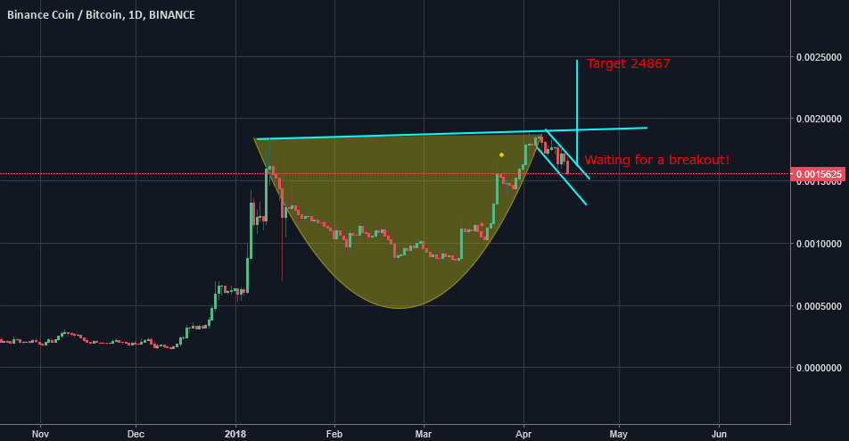 Cup and Handle!
