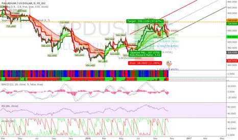 XPDUSD: Palladium portfolio reloach