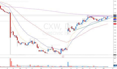 CXW: Survival breakout