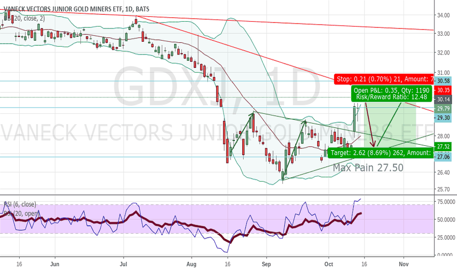 GDXJ: Contrarian Shooting Star