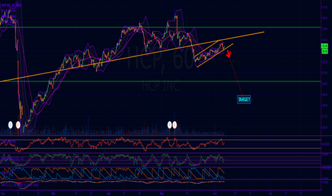 HCP: HCP short opportunity
