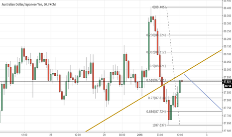 AUDJPY: Sell the AUJPY