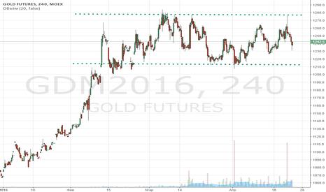 GDM2016: Боковое движение золота