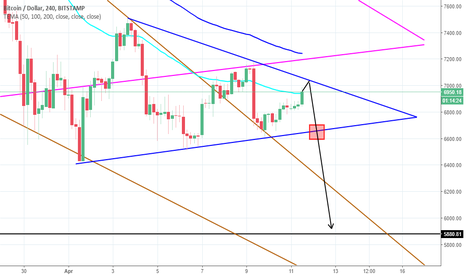 BTCUSD: BTC prediction