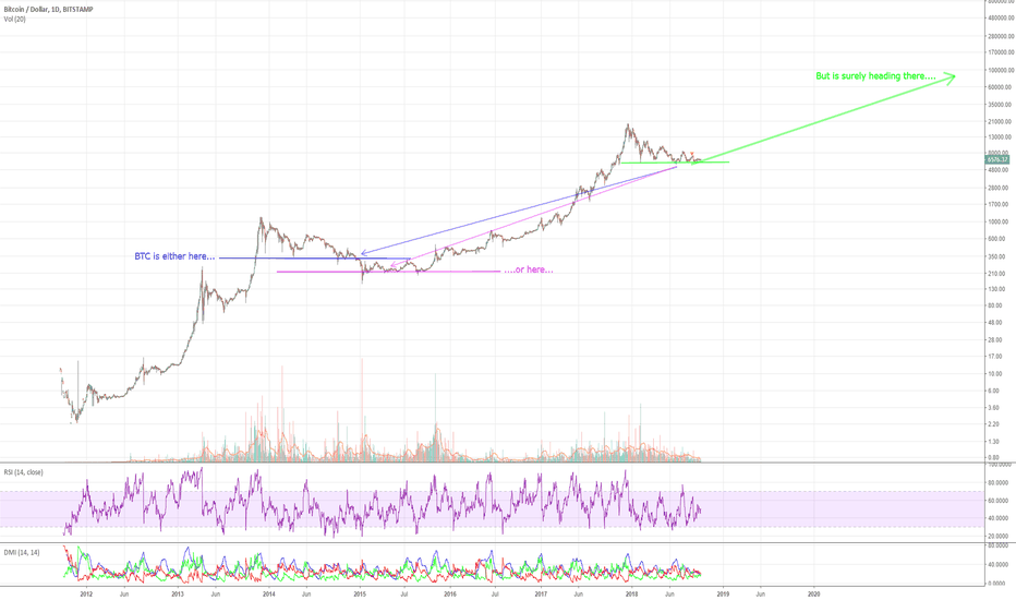 BTCUSD: Cryptogame - The Next Cycle