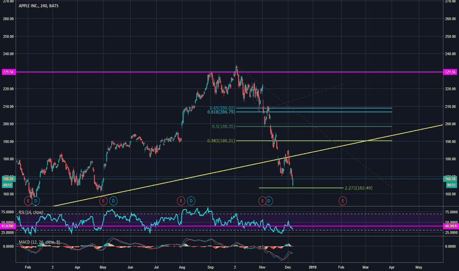 AAPL: Will Apple Go Up from here?