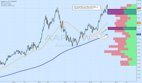 AAPL: APPL SHORT TEST NEXT WEEK