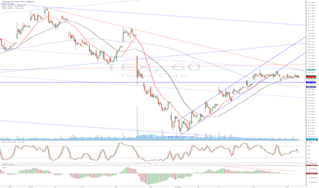 TEX: TEX - Divergence on 60m.