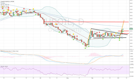 USOIL: WTI can go further, up to USD54.