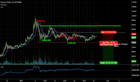 BTCUSD: Bitcoin New Year