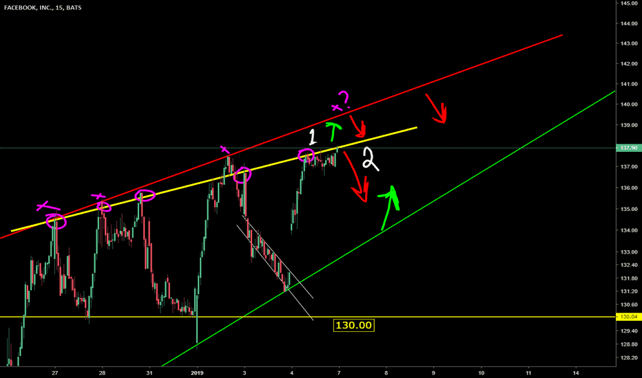 FB: Will it hit 139 or collapse Monday?
