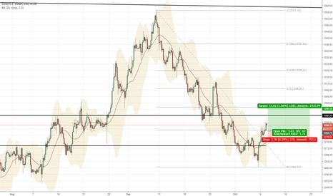 XAUUSD: 34 : Buy Gold with reversal???