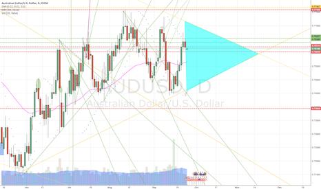 AUDUSD: WWL AUS/USD Wedgy