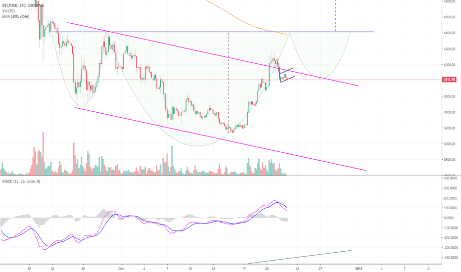 BTCUSD: Bitcoin Fails To Hold Downtrend Channel Breakout! (BTC)
