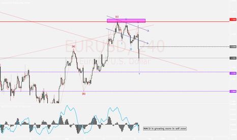 EURUSD: EUR/USD PAIR CONTINUES FALLING
