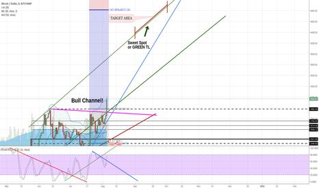 BTCUSD: Bitcoin confirms direction. Back into Bull channel. Go Long!
