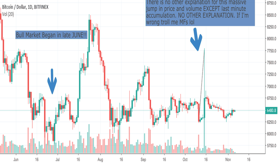 BTCUSD: US Election Effect on Bitcoin Price