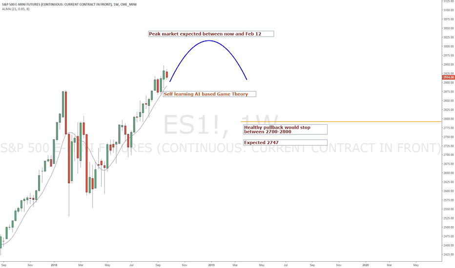 ES1!: Mid-Term elections and forecast based on game theory - A divide